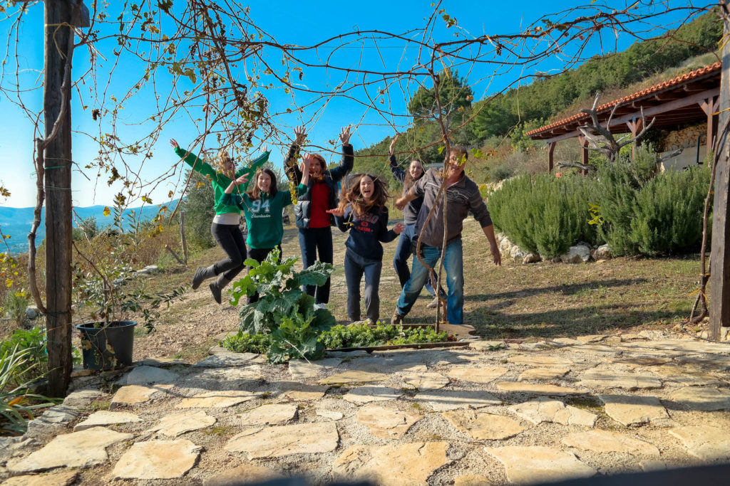family work at Bedalov winery